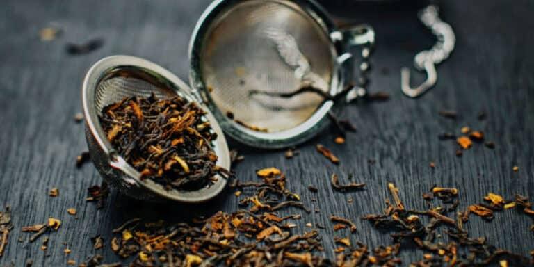 9 manieren om losse thee te zetten